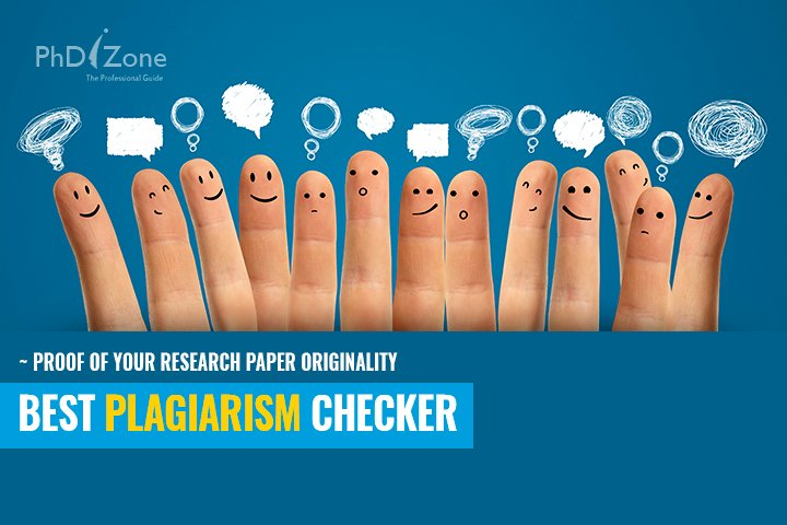 Best Plagiarism Checker