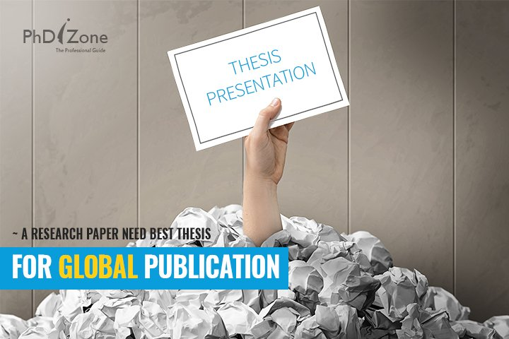 Global Publication Standard Thesis