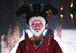 prosthetic memory ghost in the shell geisha