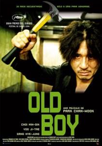 Oldboy (2003) Movie Poster