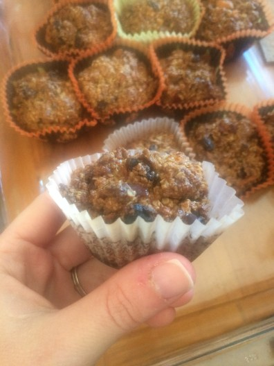 Serious Addiction Muffins, on PhD Kitchen!