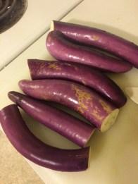 Eggplants, assemble!