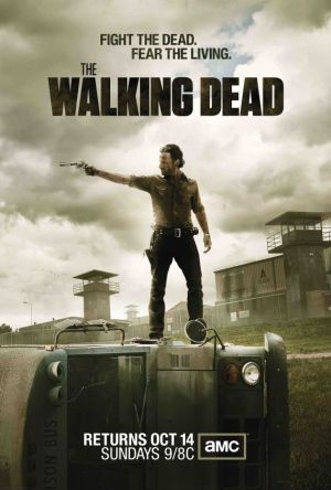 Day 5.5-The walking dead