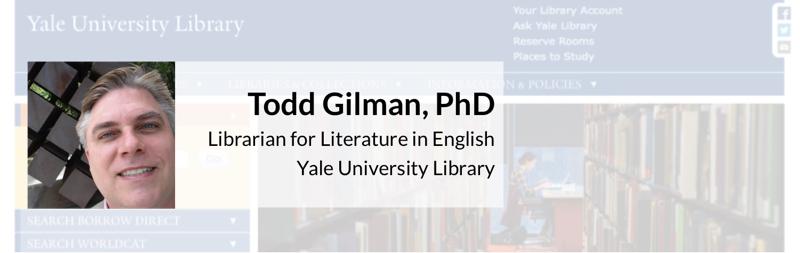 Todd GIlman Intro 800x250
