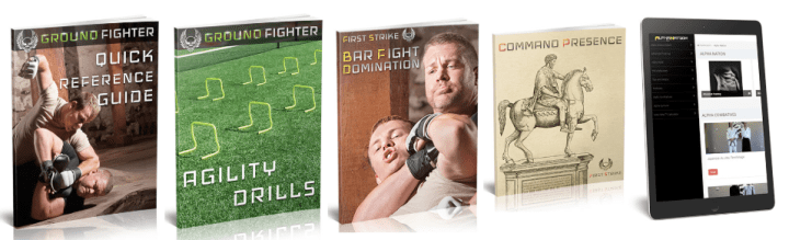 Alphanation Ground Fighter bonuses