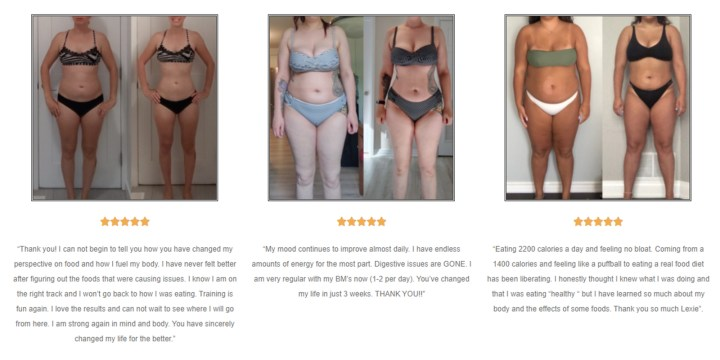 30 Day Gut Reset customer review