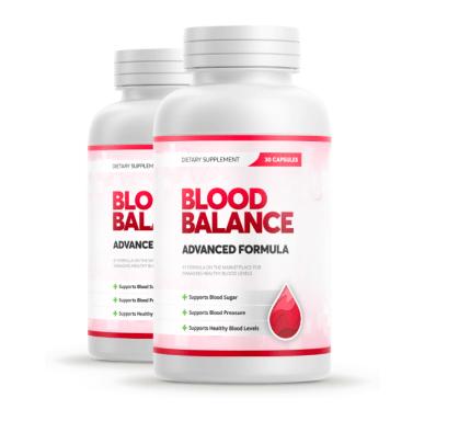 Blood Balance Advanced Formula Review-supplement