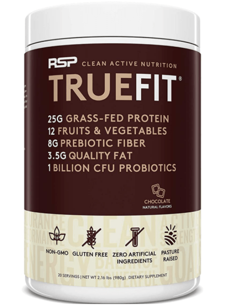 RSP TRUEFIT - Protein Powder Meal Replacement Shake