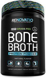 Renovatio Grass-Fed Bone Broth Protein Powder