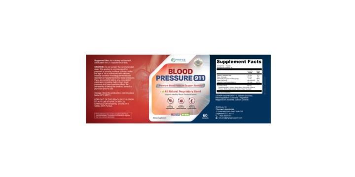 Blood Pressure 911 Dosage