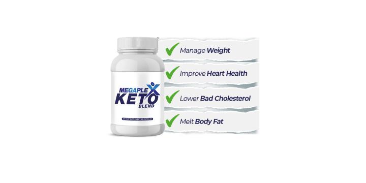 megaplex keto blend benefits