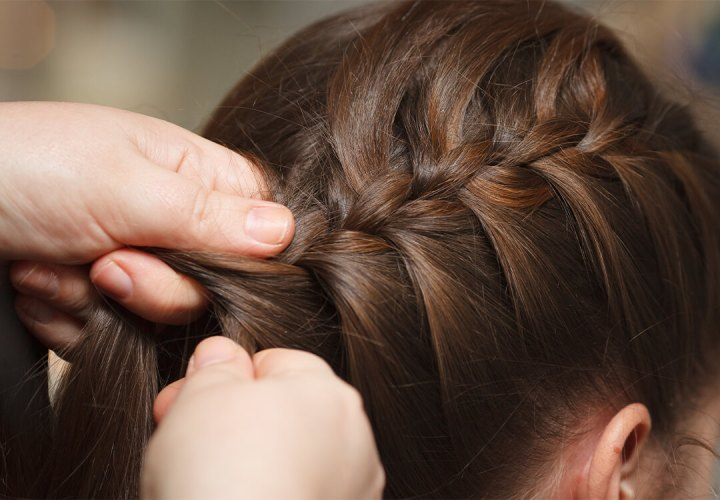 How To Style Your Hair Into A Beautiful French Braid