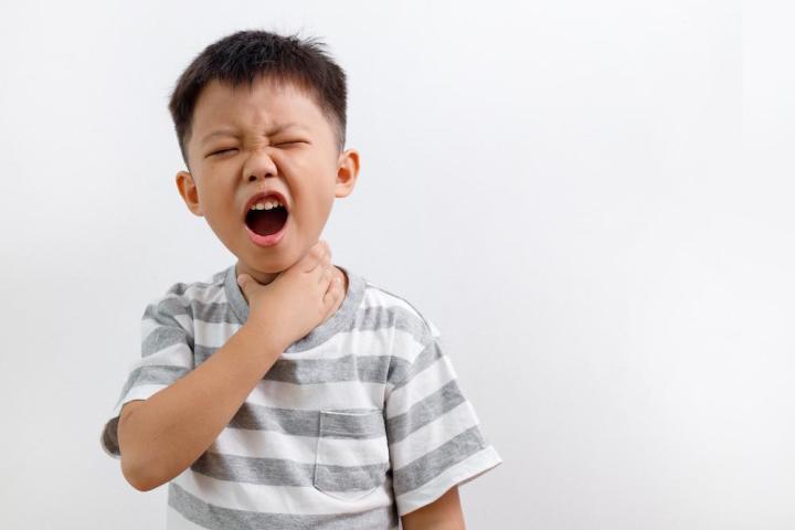 Sore Throat Remedies For Children