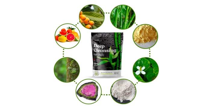 Nuubu Detox Ingredients