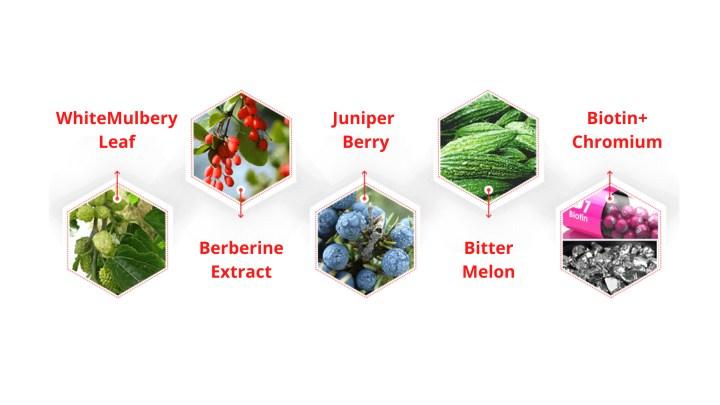 Blood Balance Ingredients