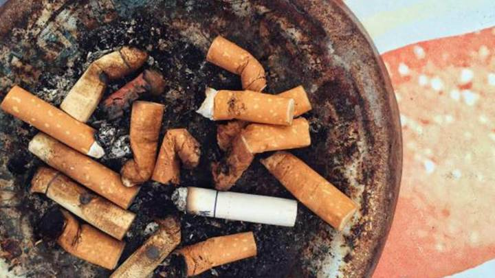 Effects of Smoking on the Body