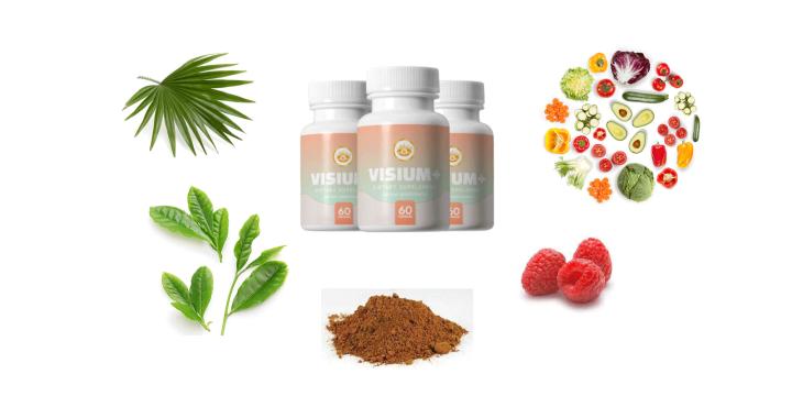 Visium Plus supplement ingredients