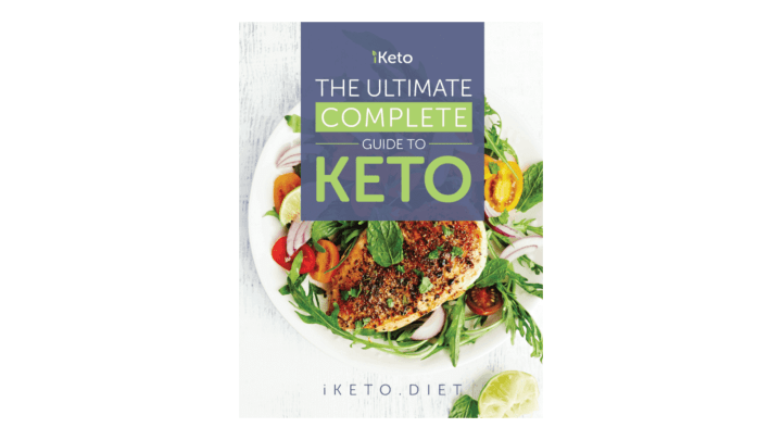 iKeto Bonus - The complete keto guide