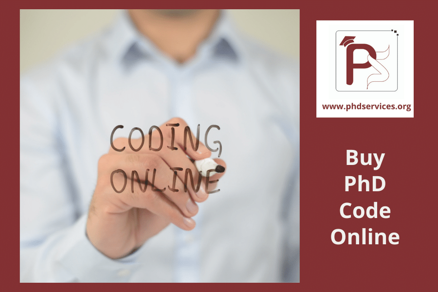 Buy PhD Code Online at an affordable cost