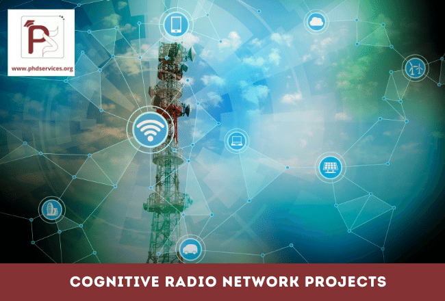 Online PhD Projects in cognitive radio network for research scholars