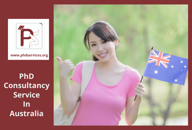 Phd consultancy services in Australia for Scholars