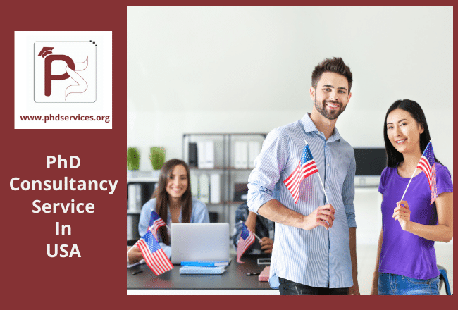 PhD consultancy Services in USA for scholars