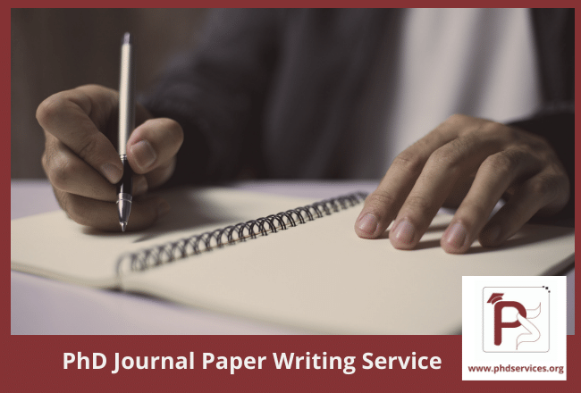 PhD journal paper writing service online