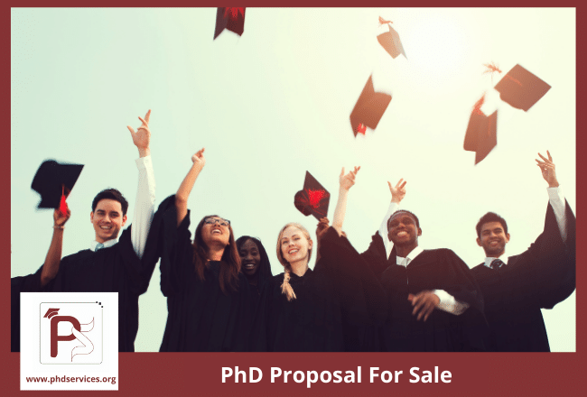 PhD Proposal for sale Online