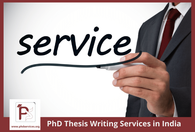 Research PhD Thesis Writing Services in India