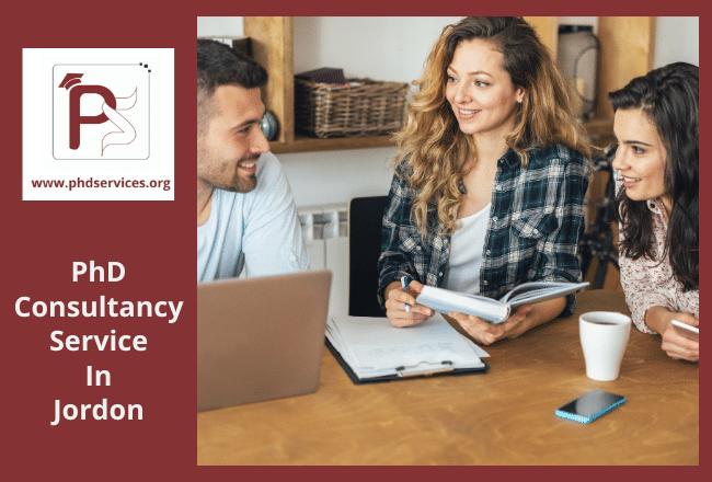 PhD consultancy Services in Jordon for scholars