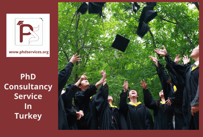 PhD consultancy Services in Turkey for scholars