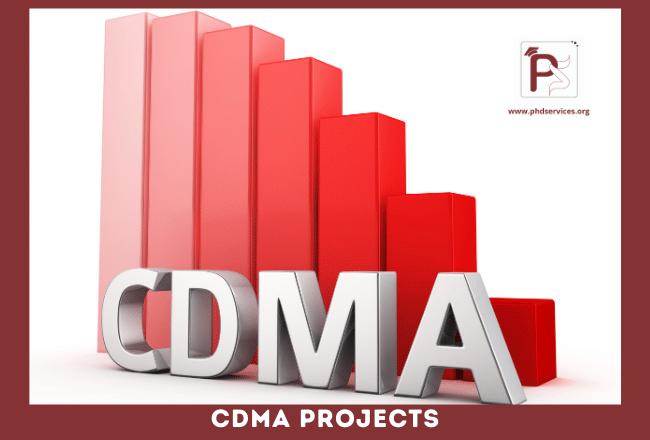 Buy PhD Projects in CDMA Network