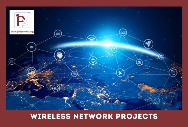 Buy PhD Projects in Wireless Network Online