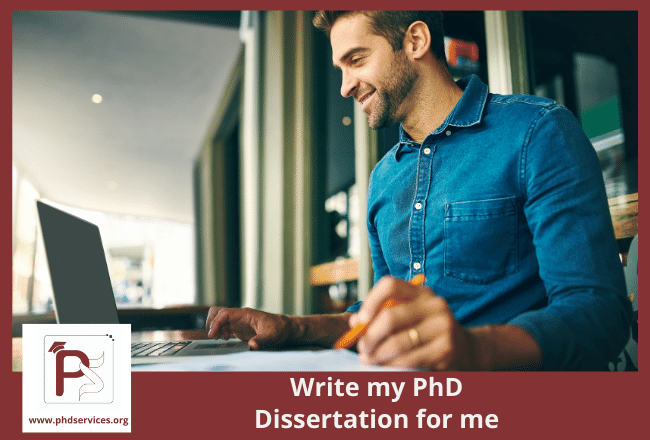 No 1 support for write my PhD dissertation for me