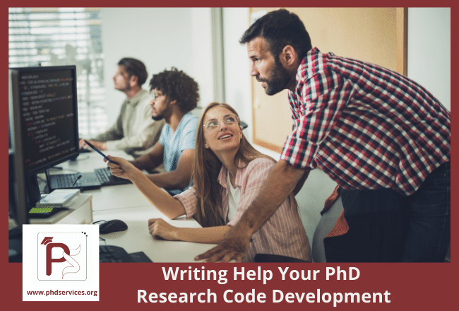 Writing help your PhD research code development for PhD Scholars