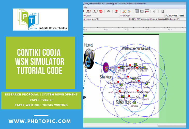 Best Contiki Cooja WSN Simulator Tutorial Code Online