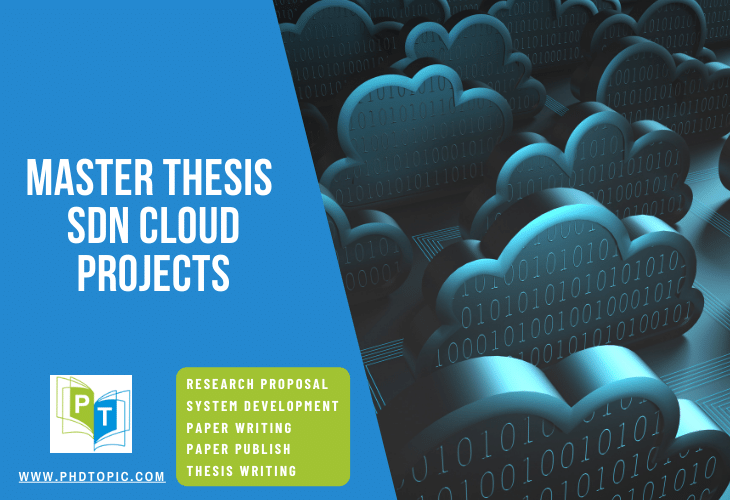 Master Thesis SDN Cloud Projects Online