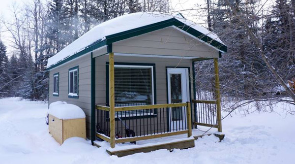 Cypress Hills 2-night Cabin Stay Banquet Donation