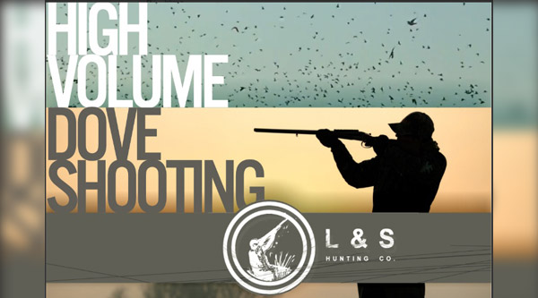 High Volume Dove Hunt Banquet Donation