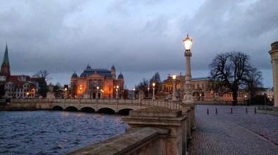 View of Schwerin.