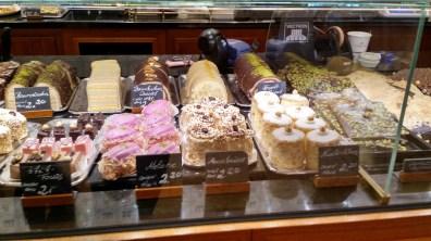 So many pastries...