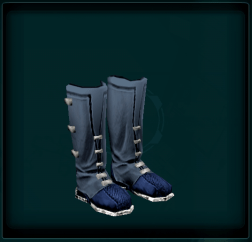 Padded Armour Boots