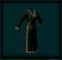 Dress Robe