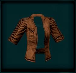 Shortsleeve Jacket