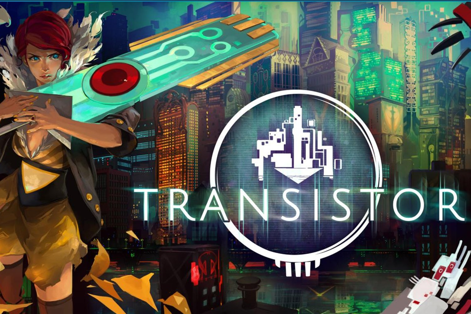 Transistor is Free on the Epic Store | Phenixx Gaming
