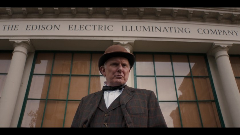 Image result for Edison Tesla's night of terror