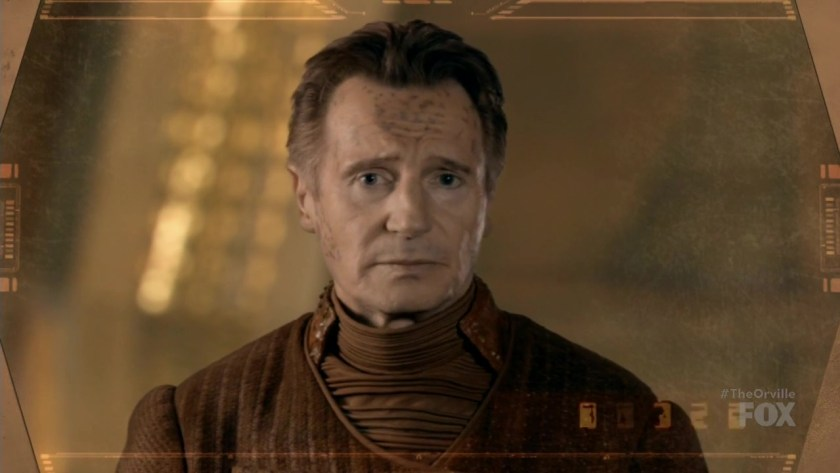The Orville Liam Neeson