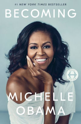 becoming michelle obama book cover