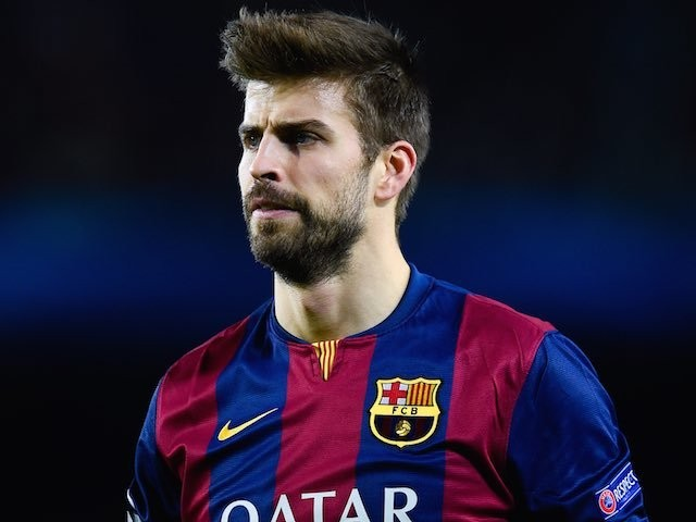 Pique says Barcelona in decline, but he's optimistic about future