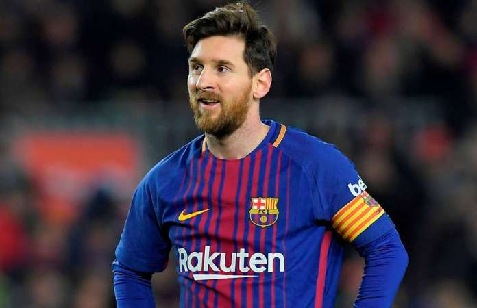 I won't go to war anymore with Messi - Barca president